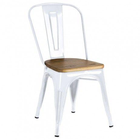 Cadeira Torix Madeira Natural