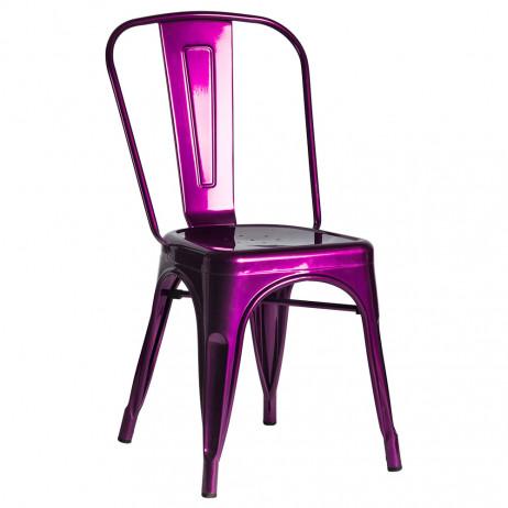 Cadeira Torix Metalizada