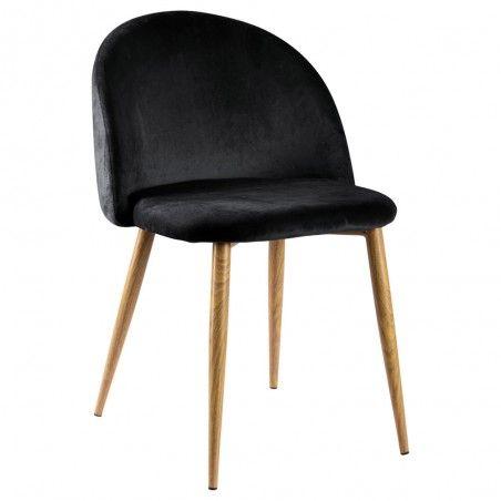 Cadeira Vint Veludo - Cadeiras Sala Jantar