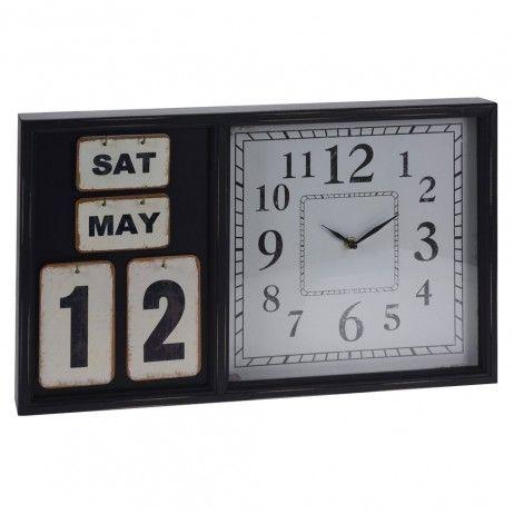 Rélogio de Pared Day - Relógios Decorativos