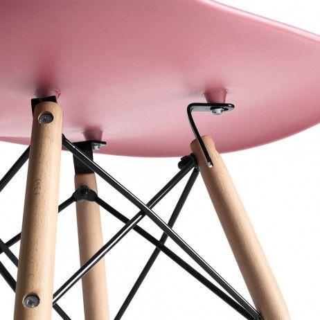 Pack 4 Cadeiras Tower Basic - 16