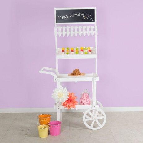 Carrinho Candy Bar Sugar - Carrinhos Candy Bar