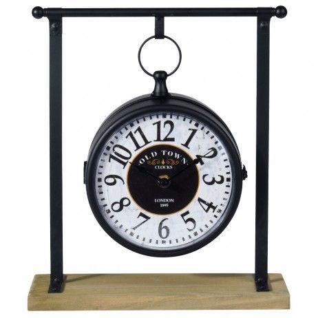 Relógio de Mesa Tempus - Decoração
