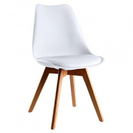 Cadeira Synk One Branca - Cadeiras Sala Jantar
