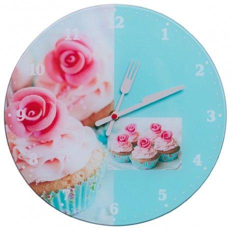 Relógio de Pared Delicious 30 cm - Decoração
