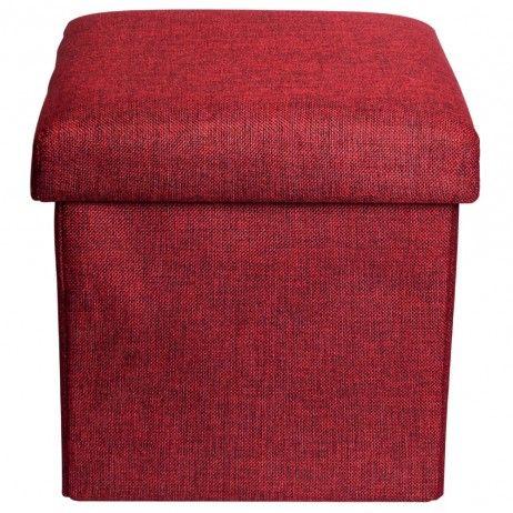 Caja Organizadora Box Red 30 x 30 cm - Decoração