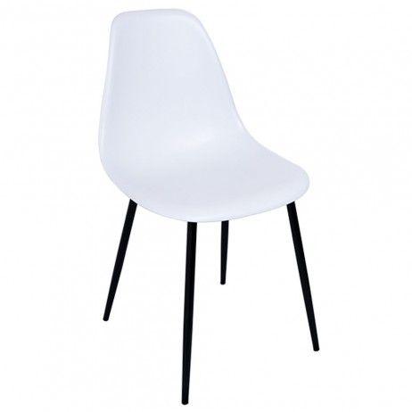 Cadeira Teok Branca. Aproveite a oportunidade