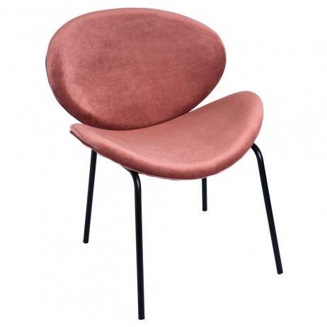 Cadeira Suki Veludo - Cadeiras