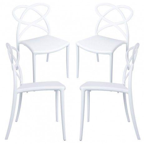 Pack 4 Cadeiras Maestro Armle - Packs Cadeiras Jardim