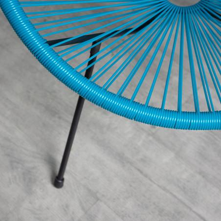 Cadeira Karibic Pernas Pretas - Cadeiras