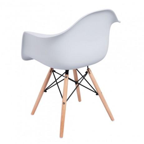 Cadeira Dau Assento Branco - Cadeiras Sala Jantar