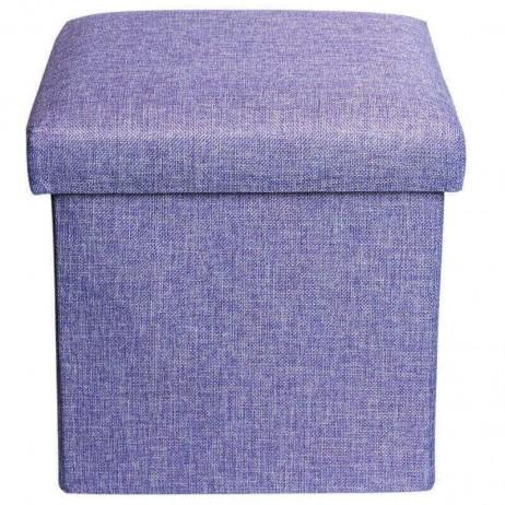 Caja Organizadora Box Lilac 30 x 30 cm - Decoração