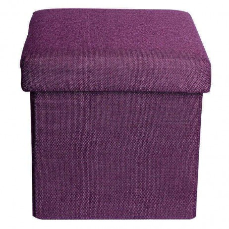 Caja Organizadora Box Purple 30 x 30 cm - Decoração