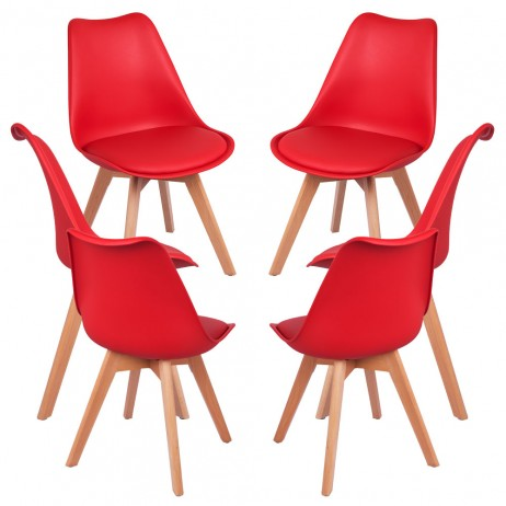 Pack 6 Cadeiras Synk Pro - Packs Cadeiras Sala Jantar