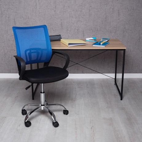 Conjunto Secretária Dek e Cadeira Midi Pro - Conjuntos