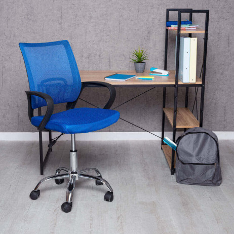 Conjunto Secretária Kecil e Cadeira Midi Pro - Conjuntos