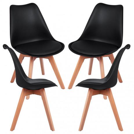 Pack 4 Cadeiras Synk Basic - 11