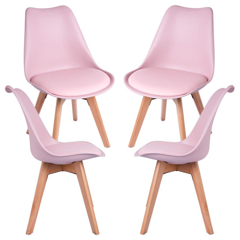 Pack 4 Cadeiras Synk Basic - 19