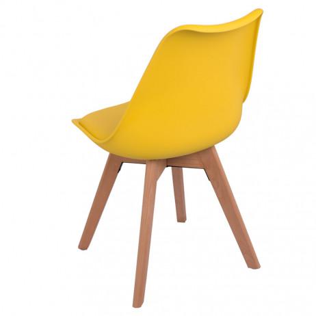 Pack 4 Cadeiras Synk Basic - 25