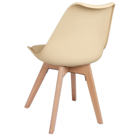 Pack 4 Cadeiras Synk Basic - 49