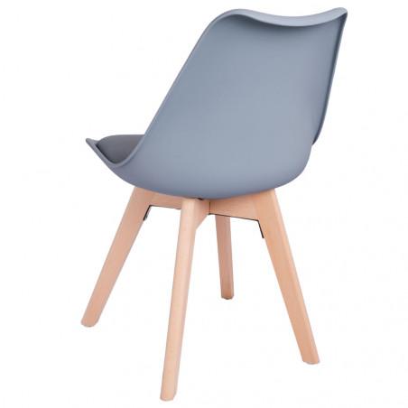 Pack 4 Cadeiras Synk Basic - 53