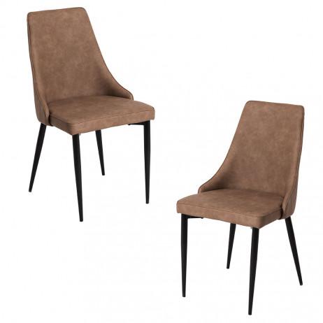 Pack 2 Cadeiras Stoik Vintage