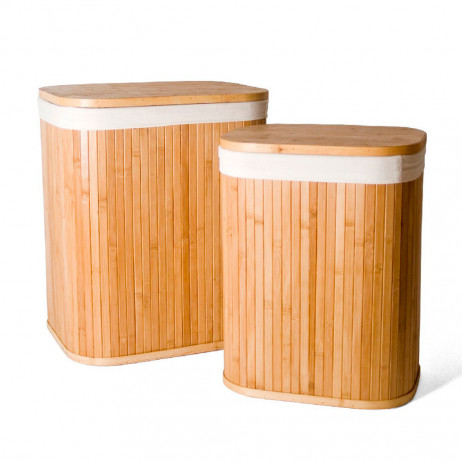Eu coloco tudo Bambu x 2