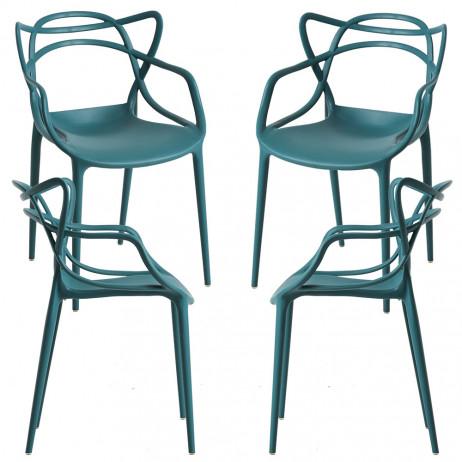 Pack 4 Cadeiras Korme