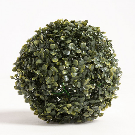 Planta Artificial Bola boj 22 cm