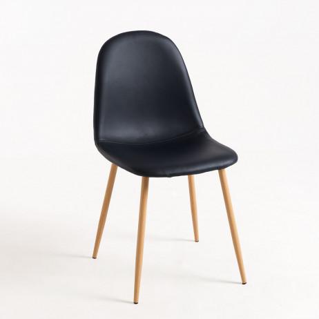 Cadeira Teok Couro Sintético