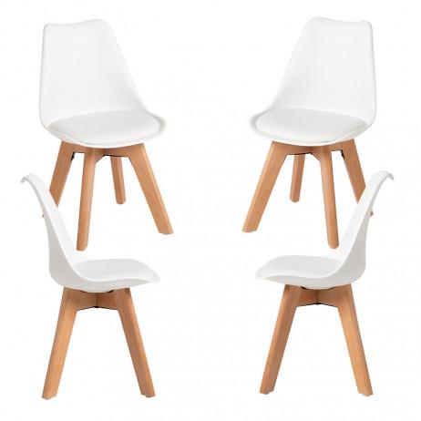 Pack 4 Cadeiras Tower Kid (Infantil)...