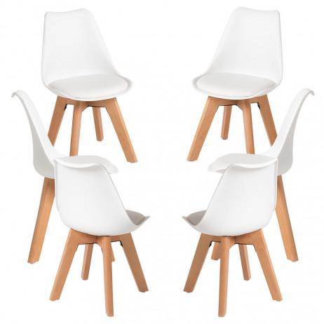 Pack 6 Cadeiras Synk Kid (Infantil) - 6