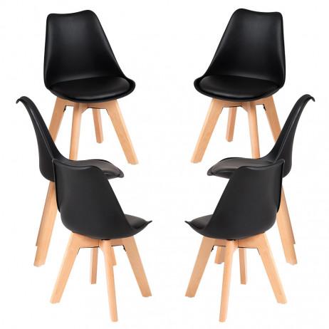 Pack 6 Cadeiras Tower Kid (Infantil)...