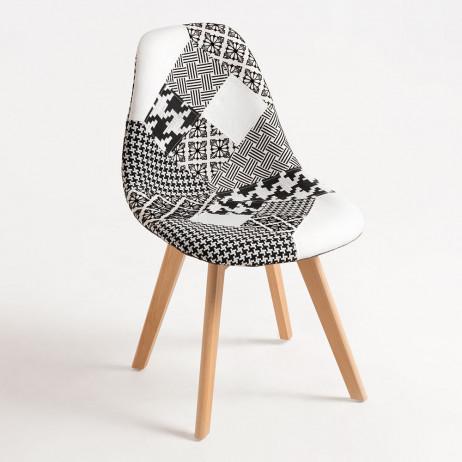 Cadeira Synk Patchwork - 14
