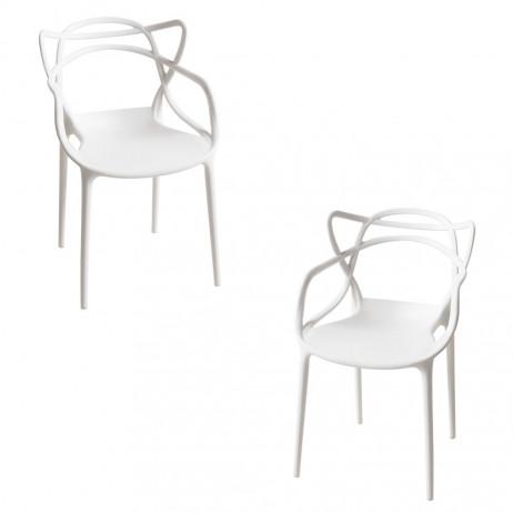 Pack 2 Cadeiras Korme