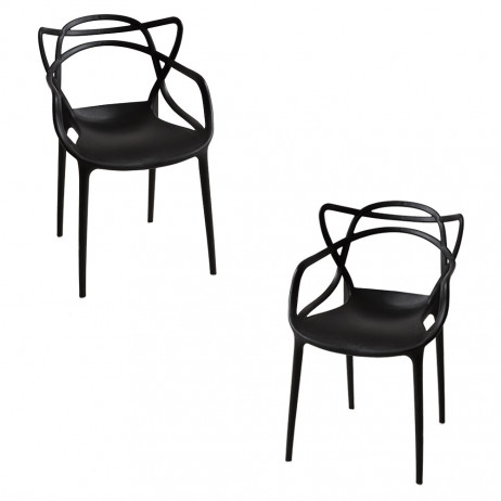 Pack 2 Cadeiras Korme Kid (Infantil) - 10