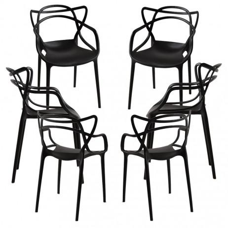 Pack 6 Cadeiras Korme Kid (Infantil) - 10