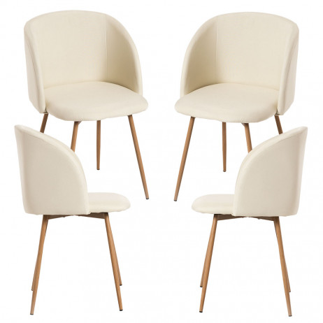 Pack 4 Cadeiras Velt Tela - 6