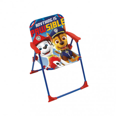 Cadeira Dobrável Paw Patrol