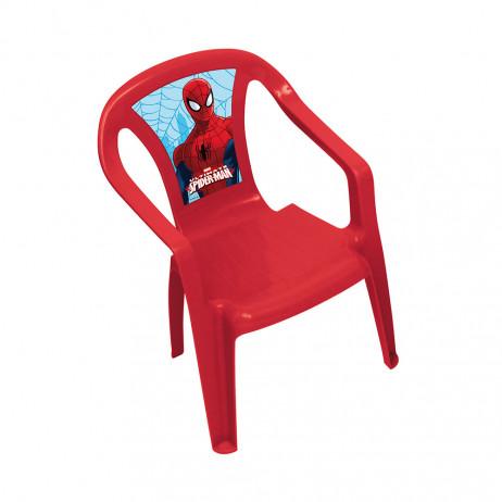 Cadeira PP Monoblock Spiderman