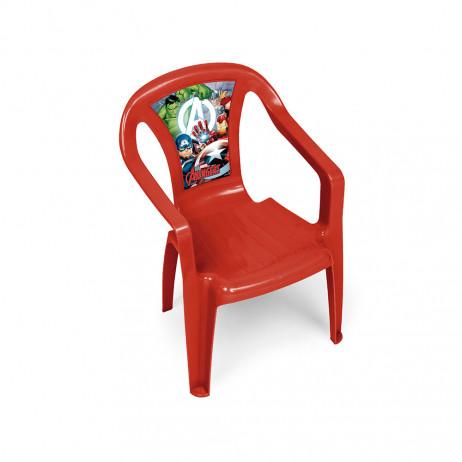 Cadeira PP Monoblock Avengers