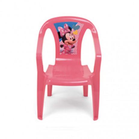 Cadeira PP Monoblock Minnie