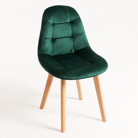 Cadeira Kelen Veludo