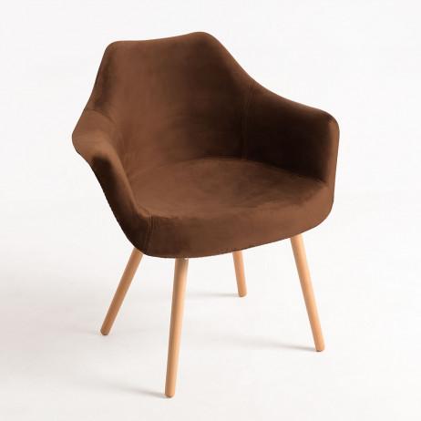 Cadeira Dau Veludo - 16
