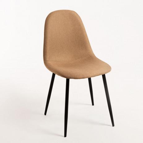 Cadeira Teok Black Tecido