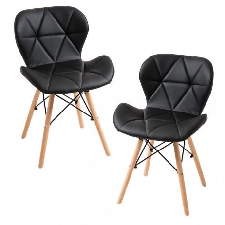 Pack 2 Cadeiras Dreck - 1