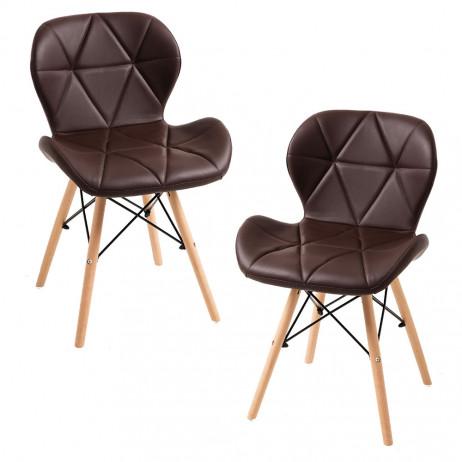 Pack 2 Cadeiras Dreck