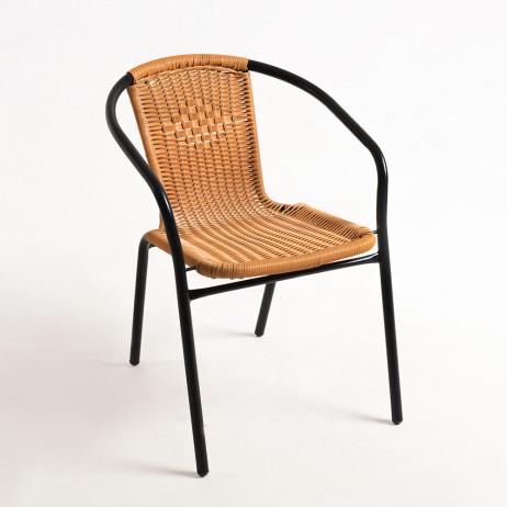 Cadeira Rattan 53 x 58 x 74 cm