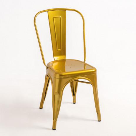 Cadeira Torix Metalizada - 18