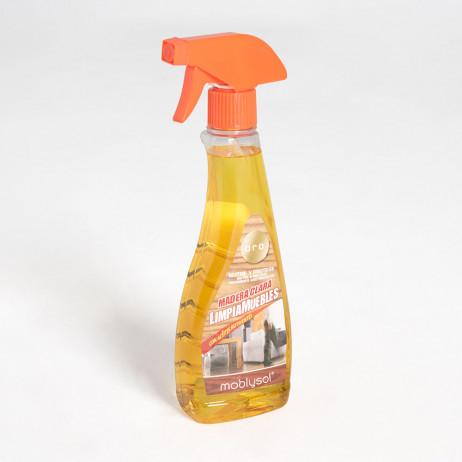 Limpa-Móveis de Madeira Clara...
